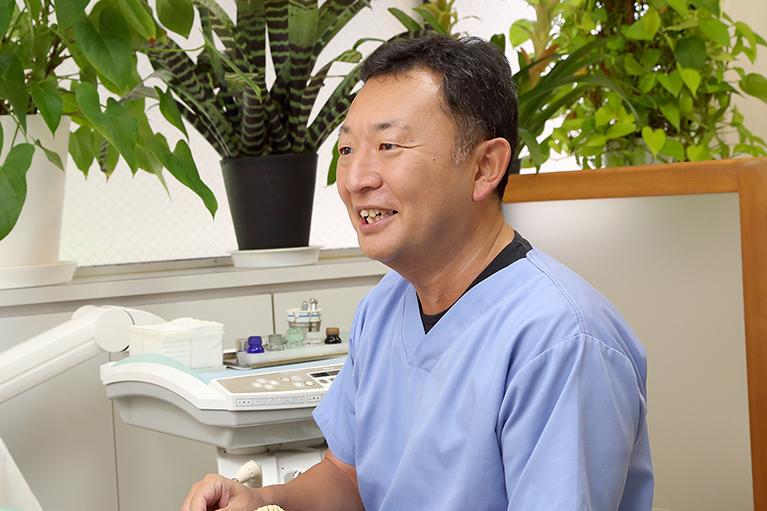 矯正専門の歯科医師による治療